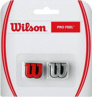Wilson Pro Feel - silver/red