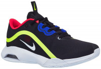 Nike Air Max Volley - black/white/volt/laser crimson