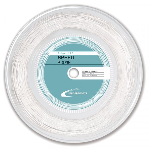 Tennis String Iso-Speed Pulse (200 m) - white