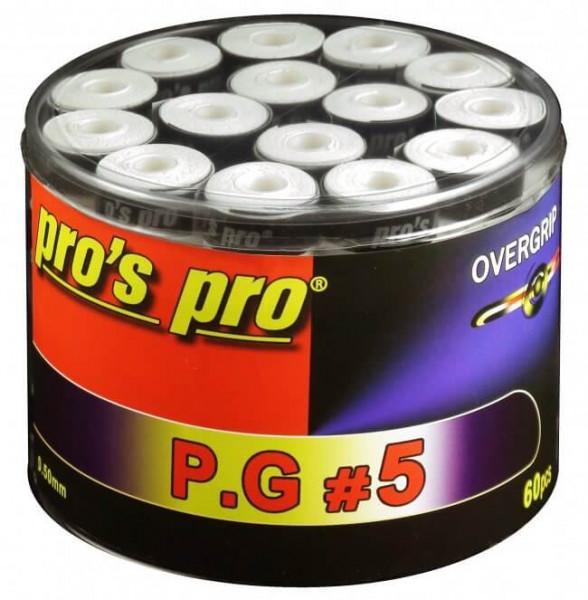 Pro's Pro P.G. 5 (60 szt.) - white