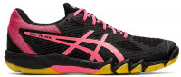 Buty do squasha Asics Gel-Blade 7 W - black/pink cameo