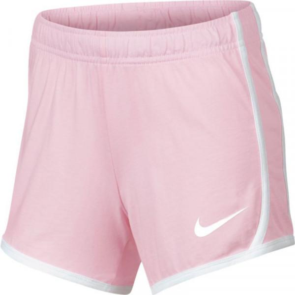 Spodenki dziewczęce Nike Dry 2in1 Short Girls pink foamlaser fuchsialaser fuchsia