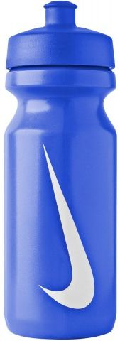 Bidon Nike Big Mouth Water Bottle 0,65L - game royal/white