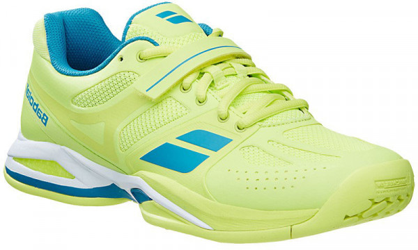 Women's shoes Babolat Propulse Clay - yellow