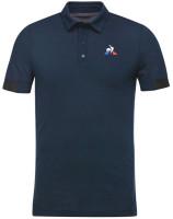 Męskie polo tenisowe Le Coq Sportif TENNIS Polo SS No.5 M - dress blues