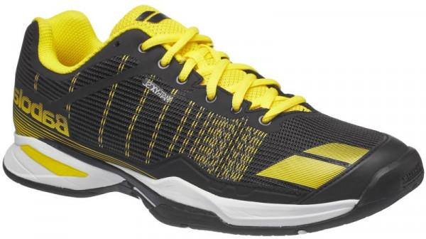 Męskie buty tenisowe Babolat Jet Team All Court M - black/yellow