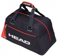 Torba tenisowa Head Tour Team Court Bag - dark blue/orange