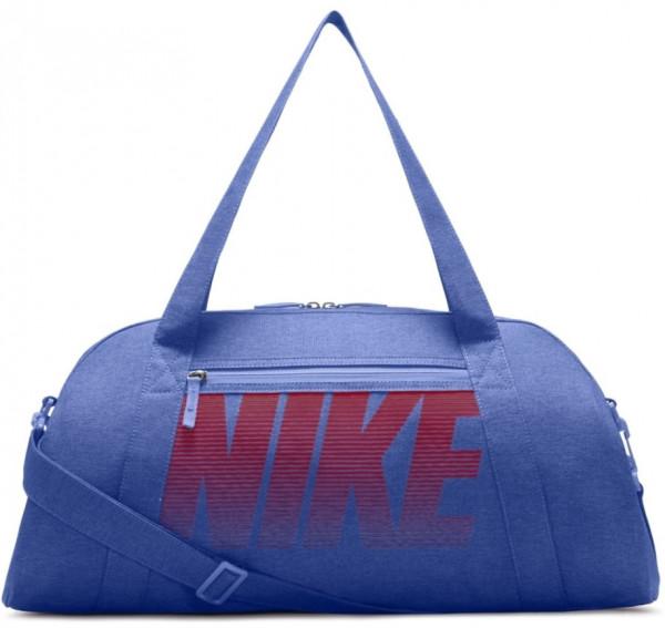 Nike Gym Club Training Duffel Bag - game royal/game royal/wild cherry