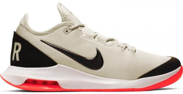 Męskie buty tenisowe Nike Air Max Wildcard HC - light bone/black/hot lava