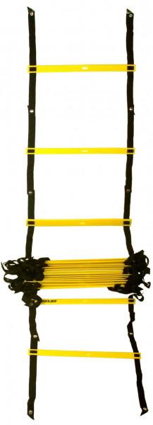 Drabinka tenisowa Pro's Pro Agility Ladder Variabel (8 m)