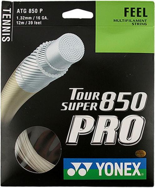 Naciąg tenisowy Yonex Tour Super 850 PRO (12 m)