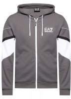 Meeste tennisedžemper EA7 Man Jersey Sweatshirt - iron gate