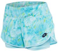 Damskie spodenki tenisowe Lotto Top Ten W Short PRT PL - clearwater