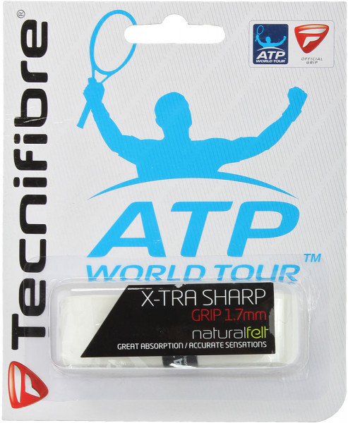 Tecnifibre X-Tra Sharp white 1P
