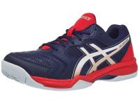 Męskie buty tenisowe Asics Gel-Dedicate 6 Clay - peacoat/white