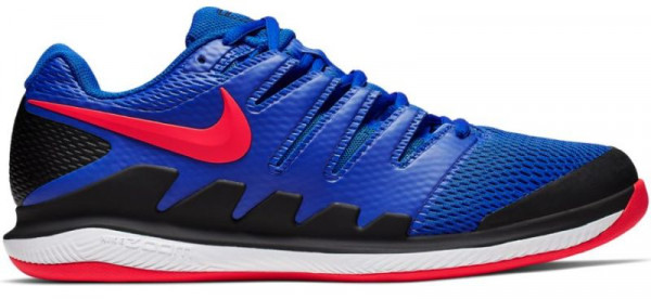 Męskie buty tenisowe Nike Air Zoom Vapor X Carpet - racer blue/bright crimson