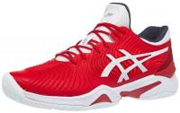 Męskie buty tenisowe Asics Court FF Novak - classic red/white