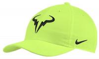Teniso kepurė Nike Rafa U Aerobill H86 Cap - volt/black
