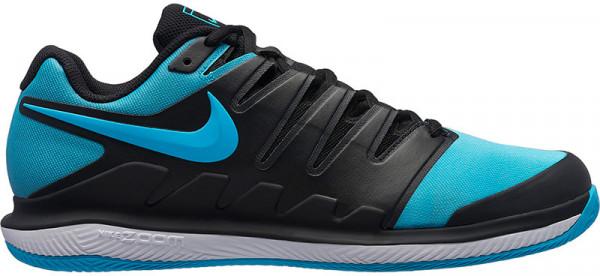 huge selection of 00a76 e337d Nike Air Zoom Vapor X Clay - blackgamma bluewhite