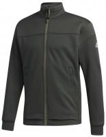 Bluzonas vyrams Adidas M Knit Jacket - legend earth