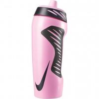 Nike Hyperfuel Water Bottle 0,70L - pink rise/black/iridiscent