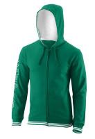 Bluzonas vyrams Wilson Team II FZ Hoody M - team green