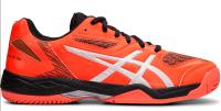 Ženska obuća za padel Asics Gel-Padel Exclusive 5 SG - flash coral/white