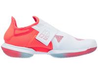 Damskie buty tenisowe Wilson Kaos Mirage W - white/fiery coral/s.sea