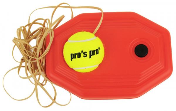 Bumbiņas uz gumijas Pro's Pro Tennis Trainer Set