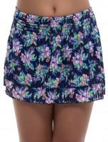 Tenisa svārki meitenēm Lucky in Love Aloha Smocked Skirt Girls - multi