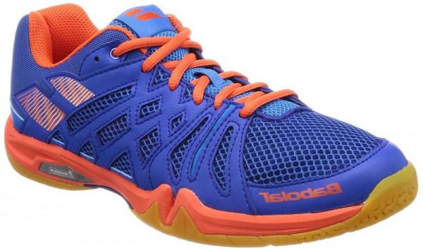Buty do squasha Babolat Shadow Team Men - blue/orange