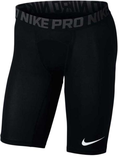 Nike Mens Pro Short Long - black