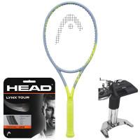 Rakieta tenisowa Head Graphene 360+ Extreme Tour + naciąg + usługa serwisowa