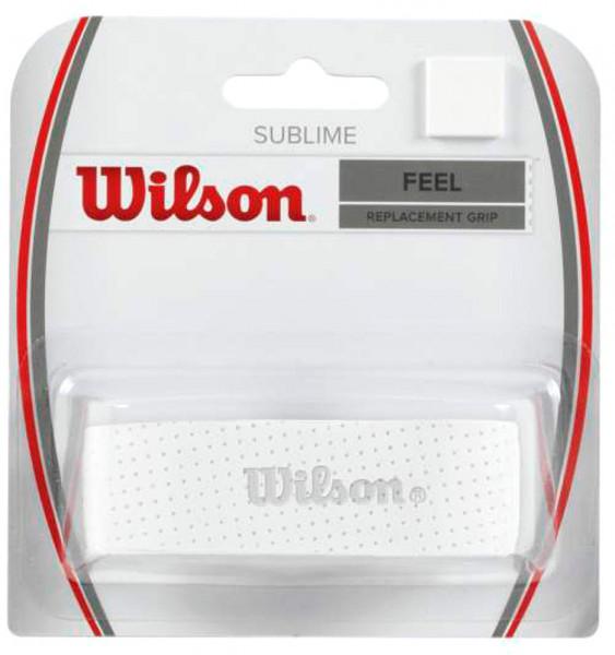Tenisa pamatgripu Wilson Sublime Grip white 1P