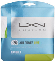 Luxilon Big Banger Alu Power 125 (12,2 m) L.E. - lime