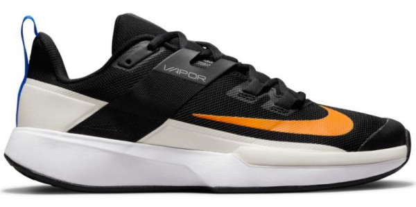 Teniso batai vyrams Nike Vapor Lite M - black/sunset light bone white