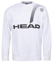 Head Rally Sweatshirt M - white