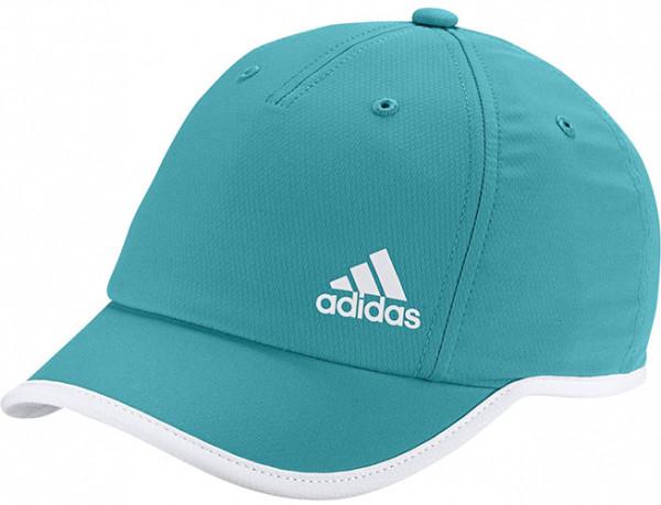 Adidas Climalite Hat Womens - shock green/white/white