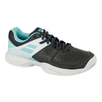 Ženske tenisice Babolat Pulsion All Court W - grey/mint green