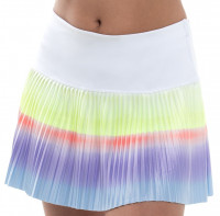 Suknja za djevojke Lucky in Love Going Wild Ombre Pleated Skirt Girls - cloud