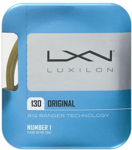 Tenisa stīgas Luxilon Big Banger Original 130 (12.2m)