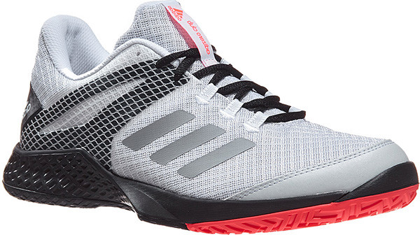 Adidas Adizero Club 2 ftw whitemetallic silvercore black