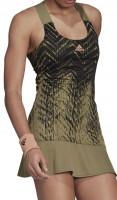 Ženska teniska haljina Adidas Y-Dress Primeblue W - orbit green