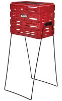 Tourna Ballport 80 Balls - red