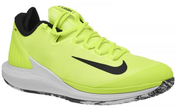 Nike Court Air Zoom Zero PRM - volt glow/black/white