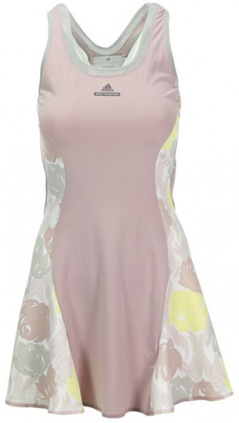 388f5024b Dress Adidas by Stella McCartney Barricade Dress RG - glacial/fresh yellow