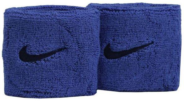 Nike Swoosh Wristbands - comet blue/binary blue