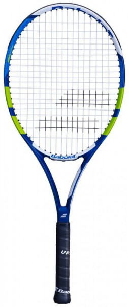 Rakieta tenisowa Babolat Pulsion 102 - blue/green/white
