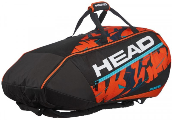 Head Radical 9R Supercombi - black/orange