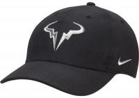 Nike Rafa U Aerobill H86 Cap - black/metallic silver